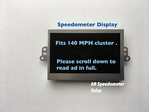2013 2014 2015 2016 Ford Escape Speedometer Lcd Screen