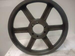 14 3 Groove V belt Pulley Wheel