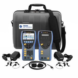 Ideal R161001 Lantek Iii 500mhz Cable Certifier Kit without Test Adapter