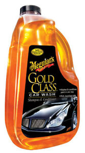 Meguiars Gold Class Car Wash Shampoo Conditioner 64 Oz G 7164