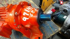Sm cyclo 3 4 Hp Gear Motor 230 460 Volts 1740 Rpm 4p 80 Frame 6 1 Ratio