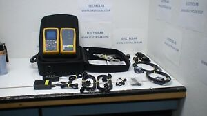 Fluke Dtx 1800 Cable Analyzer With Smart Remote Dtx 1800 Dtx pla002 dtx cha002