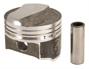 Speed Pro L2465f30 Forged Pistons 8 pack Dome 27cc For Bbc Chevy 454 030