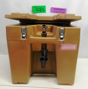 Bloomfield Beverage Dispenser Hot Or Cold Liquids 16 x14 5 x16 Free Shipping