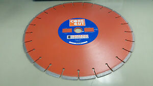 Daimond Products Core Cut 14 X 110 X 1 Dm86h Brick block Masonry Saw Blade