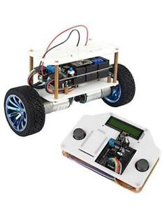 Sainsmart New 2 wheels Self balancing Upright Rover Car V3 For Arduino