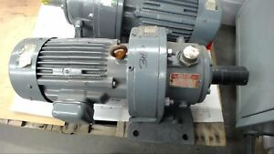 Sm cyclo G 100l 3 Hp Gear Motor 230 460 Colts 1710 Rpm 4p 59 1 Ratio