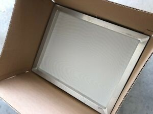 12 New Aluminum Pocono Screen Printing Frames 20x24 Extreme Tenision Mesh 110
