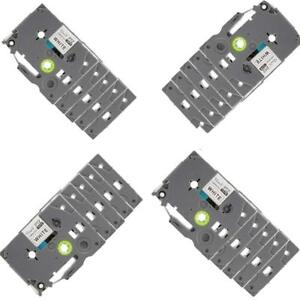 20 X Compatible Label Maker Tape 12mm For Brother P touch Tz 231 Tze 231 Pt d210