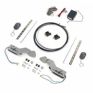 Bolt On Shave Door Kit For Most 1980 1999 Gm Cars Trucks W 8 Channel Remote