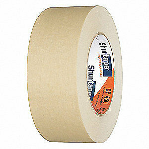 Shurtape Masking Tape paper tan 48mm pk24 Cp 450 Natural