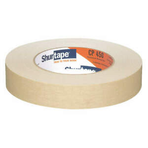 Shurtape Masking Tape paper tan 24mm pk36 Cp 450 Natural