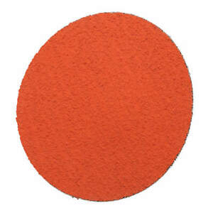 3m Psa Sanding Disc cer cloth 12in 60g pk10 60600103919 Red