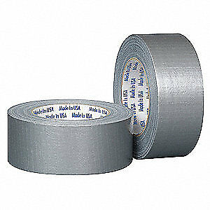 Shurtape Duct Tape silver 48mm X 55m 5 5 Mil pk24 Pc 455 Silver