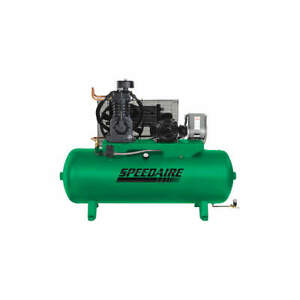 Speedaire Elec Air Compressor 2 Stage 5hp 16 6cfm 35wc44