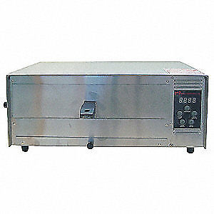 Wisco Stainless Steel Digital Pizza Oven 12 In 00425c