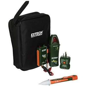 Circuit Tracers Analyzers Extech Cb10 kit Handy Electrical Troubleshooting 5
