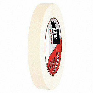 Shurtape Masking Tape paper tan 18mm pk48 Cp 083 Natural