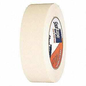Shurtape Masking Tape paper tan 36mm pk24 Cp 083 Natural
