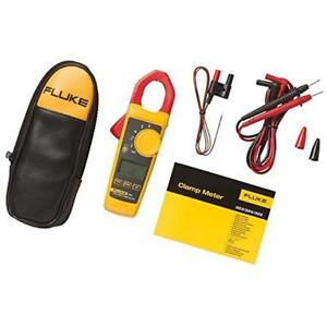 Clamp Meters Fluke 324 600v Ac dc True rms Temperature Capacitance Measurements