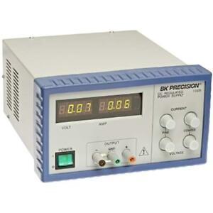 Current Testers B k Precision 1665tcal Bench Switching Dc Power Supply Series 0