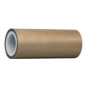 Tapec Ptfe Impregnated Fiberglass Cloth Tape 6 In X 5 Yd 12 Mil tan 15c730 Tan