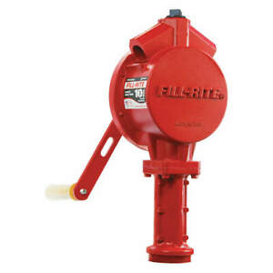 Fill rite Fuel Transfer Pump 10gpm 3 4in Hose Dia Fr110
