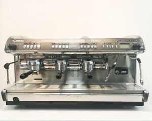 La Cimbali M39 Dosatron Commercial Coffee Machine With 3 Steam Wands