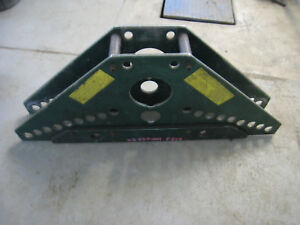 Greenlee 884 Hydraulic Conduit Bender Frame One Shot Free Shipping