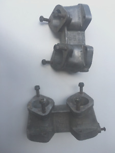 Very Rear Bmw 2002 1800 02 Intake Manifold Dcoe Weber Bmw Hi Performance