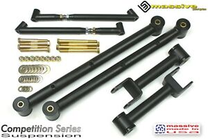 Mss Control Arms Brace Upper Lower Trailing 68 72 Gm A Body Suspension Kit