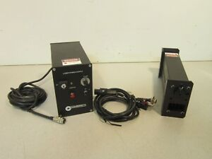 Coherent Dpy301ii Yag Laser With Power Supply Power Cord And Cables