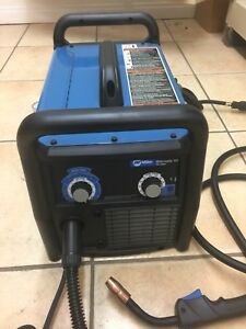 Millermatic 141 Mig Welder With Regulator Very Clean