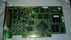 Excellent Working National Instruments Ni Pci 6013 Data Aquisition Daq Card