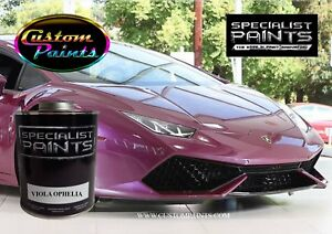 Gallon Kit Of Lamborghini Viola Ophelia Paint Motorcycle Automotive Hok Ppg
