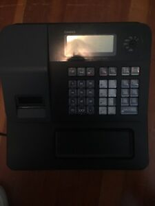 Casio Pcr t273 Electronic Thermal Printer Cash Register