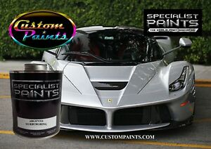 Gallon Kit Of Ferrari Argento Nurburgring Paint Motorcycle Automotive Ppg