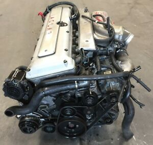 95 97 Jaguar Xj6 X300 Xjr6 6cyl 4 0l Supercharged Engine