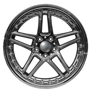 19 Inch 810 Staggered Chrome Rims Fits Bmw 6 7 Series Set Of 4