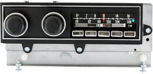 1970 71 Mopar E Body Am Fm Bluetooth Radio 70 1971 Hand Made In The Usa