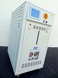 Fst Inc Model Fstc cs306eiv Recirculating Glyco Chiller Temperature Control Unit