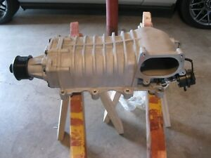 2011 2012 Ford Mustang Gt500 Supercharger Oem Eaton M122 Svt
