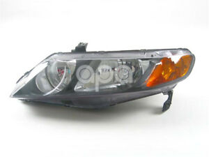 For Honda Civic Sedan 2006 2007 2008 06 07 08 Head Light Lh