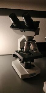 Omax 40x 2500x Led Binocular Lab Compound Microscope With 5mp Camera And