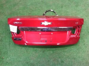 Trunk Hatch Tailgate Without Spoiler Fits 11 15 Cruze 834011