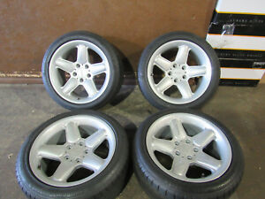 Ac Schnitzer Type 1 17 Rims Set Of 4