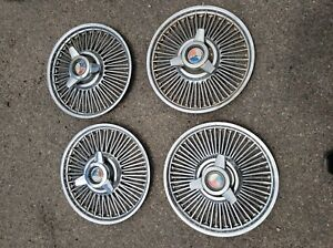 Ford 14 Wire Hubcap 1963 1964 1965 66 67 Galaxie Mustang Fairlane F100
