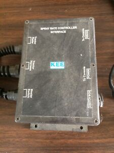 Kee zynx Spray Rate Controller Interface And Remote Console