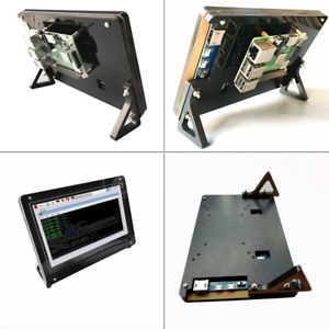 7 Inch 800x480 Raspberry Pi 2 3 B Touch Screen Lcd Display Hdmi Monitor Case
