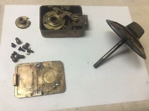 Sargent And Greenleaf Safe Lock Dial And Ring M6730 Locksmith Antique Rare